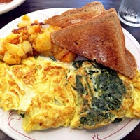 Photo taken at Olympian Diner by Joselin M. on 8/5/2014