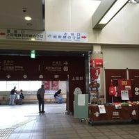 Photo taken at しなの鉄道 上田駅 by M K. on 8/19/2016