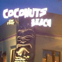Photo taken at Coconuts on the Beach by Ego D. on 4/5/2013
