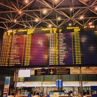Photo taken at Helsinki Airport (HEL) by Alexander G. on 11/1/2013