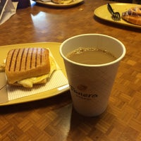 Photo taken at Panera Bread by Yousef A. on 5/9/2016