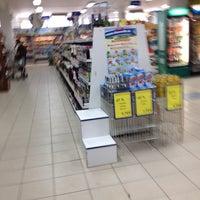 Photo taken at Potraviny Milk Agro by Iwan K. on 1/27/2014