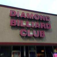 Photo taken at Diamonds Billiard Club by Chatty N. on 1/27/2013