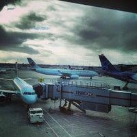 Photo taken at Montréal Int'l Airport Pierre-Elliott-Trudeau (YUL) by Armin G. on 3/14/2013