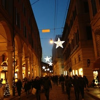 Photo taken at Via Emilia Centro by Giga S. on 12/30/2012
