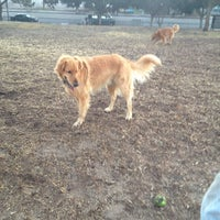 Photo taken at Westminster Dog Park by Sidney N. on 12/23/2013