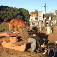 Photo taken at Westminster Dog Park by Sidney N. on 11/14/2013