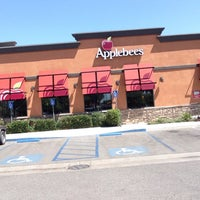 Photo taken at Applebee's by Justin B. on 7/27/2015