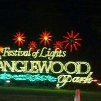Photo taken at Tanglewood Festival of Lights by Tiffany W. on 12/22/2012