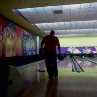 Photo taken at StrikeXity Bowling by Giancarlo G. on 1/29/2013