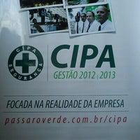 Photo taken at Viação Pássaro Verde by Diego Lee on 9/14/2012