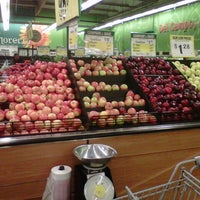 Photo taken at Food 4 Less by Gus G. on 10/9/2012