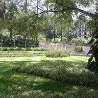 Photo taken at Parque Burle Marx by Diego B. on 3/5/2013