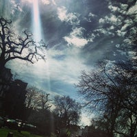 Photo taken at Camberwell Green by Simon S. on 4/14/2013
