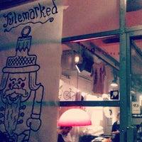 Photo taken at Din Nye Ven by Christina B. on 12/19/2012