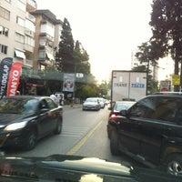 Photo taken at Ethem Efendi Caddesi by Özlem G. on 11/3/2012