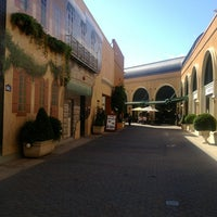 Photo taken at Stanford Shopping Center by Ksenia on 6/19/2013