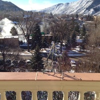 Photo taken at Hotel Colorado by Don G. on 2/2/2013
