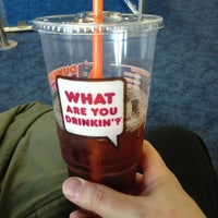Photo taken at Dunkin Donuts by Chris on 4/25/2013