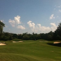 Photo taken at Campo de Golf Playacar by Juan T. on 2/10/2013