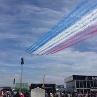 Photo taken at Silverstone Circuit by Kirill K. on 6/30/2013