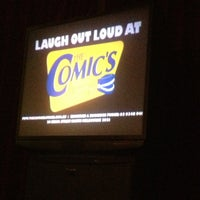 Photo taken at The Comic's Lounge by Melinda J. on 4/16/2013