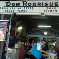 Photo taken at Taberna Dom Rodrigues by Augusto on 1/17/2013