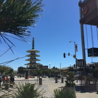 Photo taken at Japantown by Volodia Shadrin on 7/22/2016