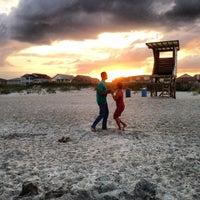 Photo taken at Wrightsville Beach by Jason B. on 8/25/2013