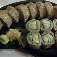 Photo taken at Nizi Sushi by Sejal J. on 12/13/2012