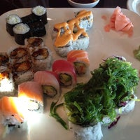 Photo taken at Sushi On The Rocks by Tim J. on 8/1/2013