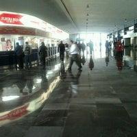 Photo taken at Terminal Central de Autobuses del Poniente by Enrique O. on 3/21/2013