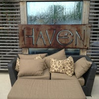 Photo taken at Haven by Greg N. on 4/1/2013