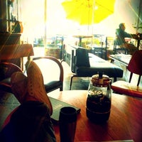 Photo taken at Antidote Coffee by Greg N. on 12/14/2012