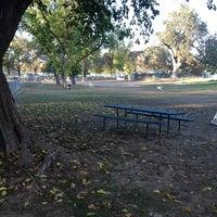 Photo taken at Carmichael Dog Park by Julie M. on 10/27/2013