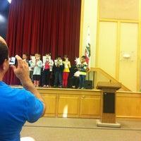 Photo taken at Anne & William Hedenkamp Elementary by Mayrita C. on 11/16/2012