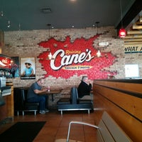 Photo taken at Raising Cane's Chicken Fingers by Arvind G. on 4/16/2013