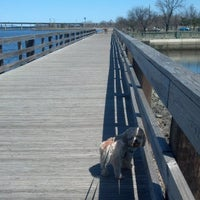 Photo taken at Stephen R. Gregg Bayonne County Park by David S. on 4/6/2013
