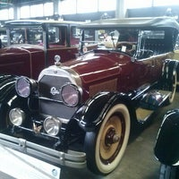 Photo taken at Museo del Automóvil by Alejandra Z. on 6/9/2013