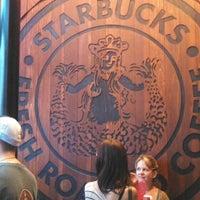 Photo taken at Starbucks by Zinaida C. on 9/25/2012