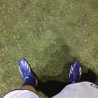 Photo taken at Downtown Soccer by Juan P. on 9/6/2014