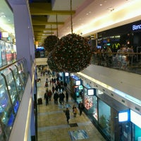 Photo taken at Centro Comercial dos Mares by Eugenia D. on 2/10/2013