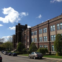 Photo taken at Elder High School by Paul B. on 4/20/2013