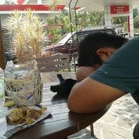 Photo taken at SPBU bandungan by Nunk K. on 10/15/2012