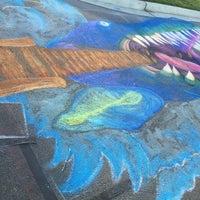 Photo taken at Round Rock Amphitheatre by Sara R. on 10/2/2015