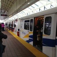 Photo taken at Surrey Central Station by Abdullah A. on 2/18/2013