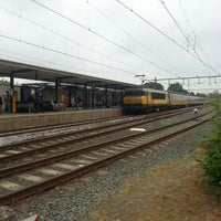 Photo taken at Station Oss by Ger d. on 6/14/2013