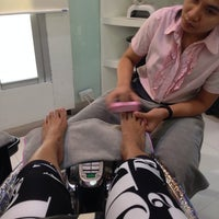 Photo taken at 20 Nail Studio by Sitawi W. on 12/22/2013