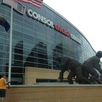 Photo taken at CONSOL Energy Center by Thomas B. on 7/12/2013