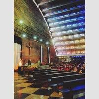 Photo taken at Iglesia El Rosario by Joseph L. on 11/21/2015